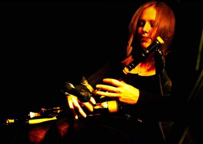 Catherine ashcroft playing uilleann pipes